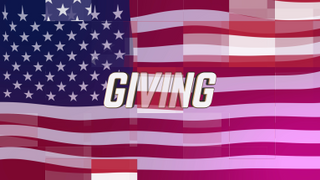 Digital Flag Giving