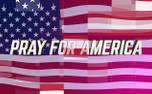 Digital Flag Pray for America (98904)