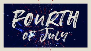 July Fireworks : Fourth