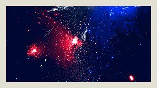 July Fireworks : Loop