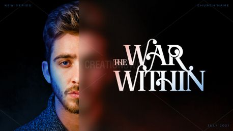 The War Within Slide Pack (98936)