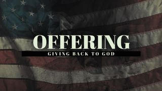 This Is America (Offering)