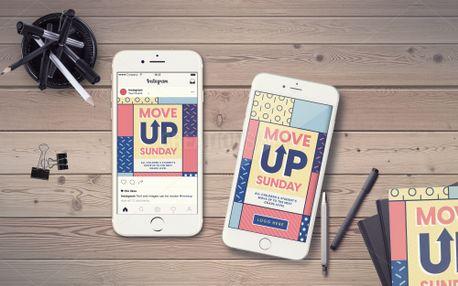 Move Up Sunday IG Story (99007)