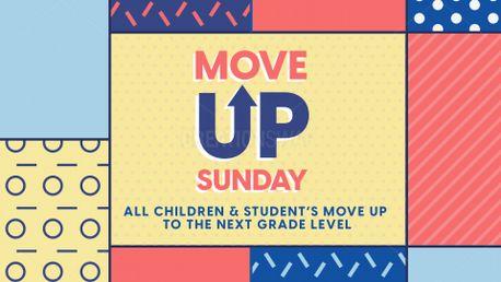Move Up Sunday Slide (99010)