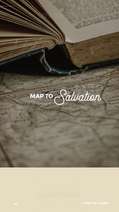 Map to Salvation (99016)