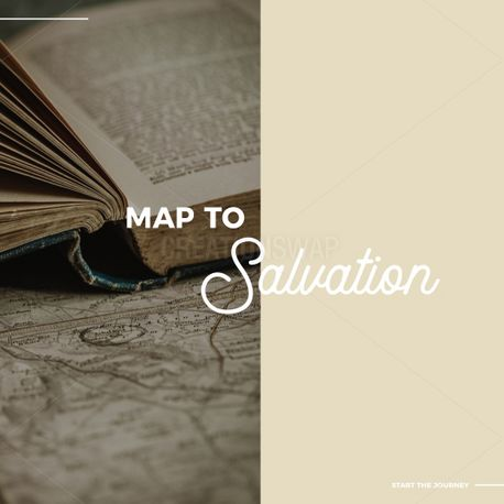 Map to Salvation (99017)