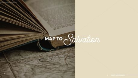 Map to Salvation (99018)