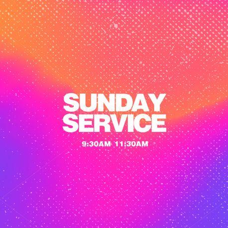 Sunday Service (99023)
