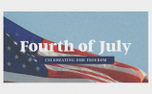Patriotic Fourth of July  (99025)