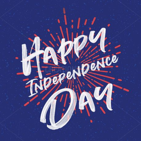 HAPPY INDEPENDENCE DAY (99026)