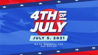 4th of July Slide