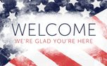 Stars and Stripes : Welcome (99049)