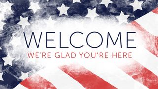 Stars and Stripes : Welcome