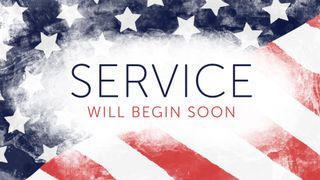 Stars and Stripes : Service
