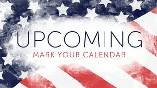 Stars and Stripes : Upcoming