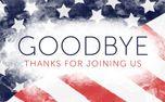 Stars and Stripes : Goodbye (99052)