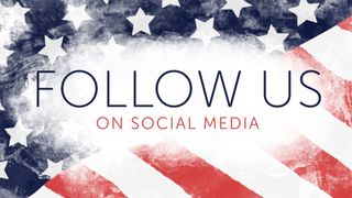 Stars and Stripes : Follow Us
