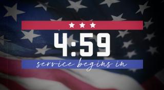 Vintage Independence Countdown