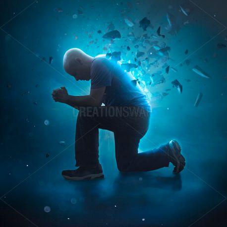 Praying and breaking away (99092)