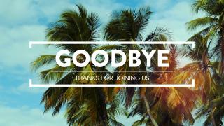 Summer Palms Goodbye Loop