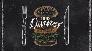 Church Dinner Stills