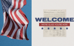 Fourth Flag Welcome (99165)