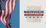 Fourth Flag Service (99168)
