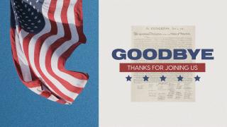 Fourth Flag Goodbye