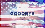 Patriotic Goodbye Slide (99175)