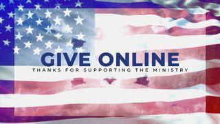 Patriotic Give Online Slide