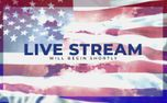 Patriotic Live Stream Slide (99179)