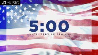 Patriotic 5 Minute Countdown