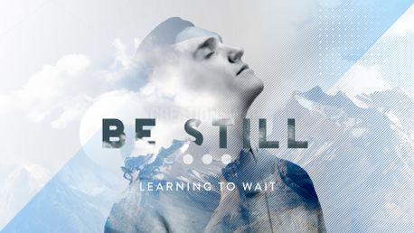 Be Still (99183)