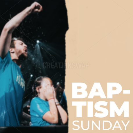 Baptism Sunday (99190)