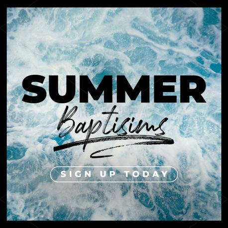 Summer Baptisms (99203)
