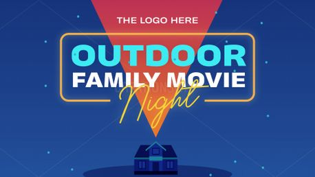 Outdoor Family Movie Night  (99211)