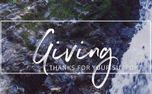 Rocky Falls : Giving (99226)