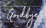 Rocky Falls : Goodbye (99227)