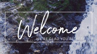 Rocky Falls : Welcome