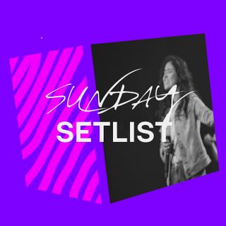 Worship Setlist