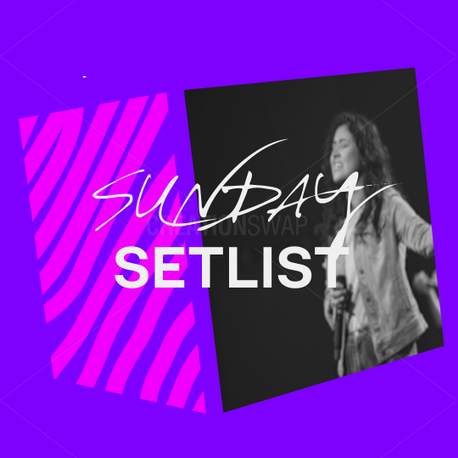 Worship Setlist (99256)