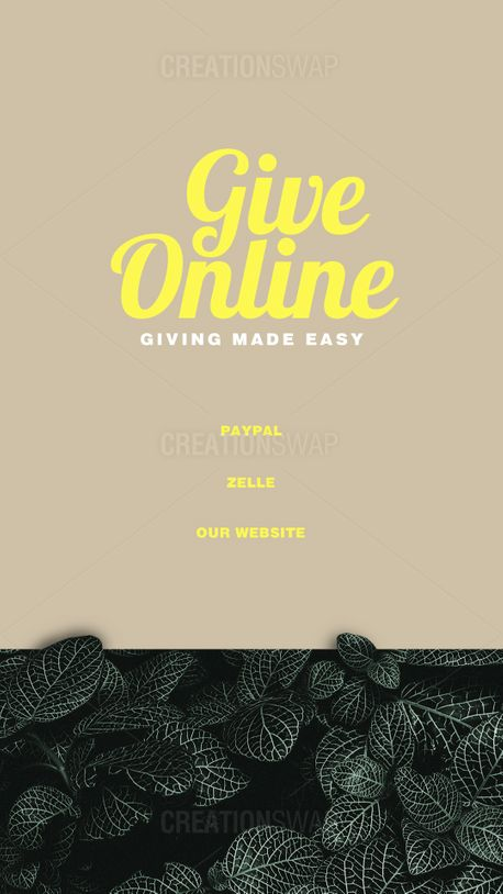 Give Online (99265)