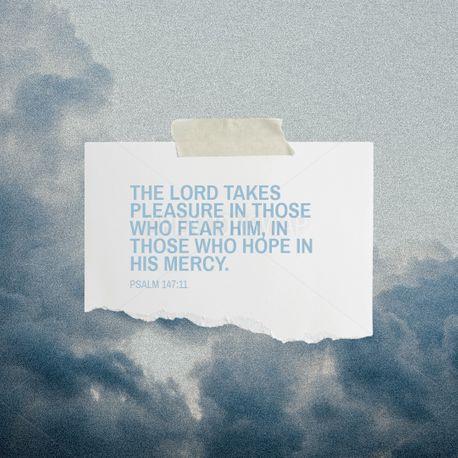 Psalm 147:11 (99272)