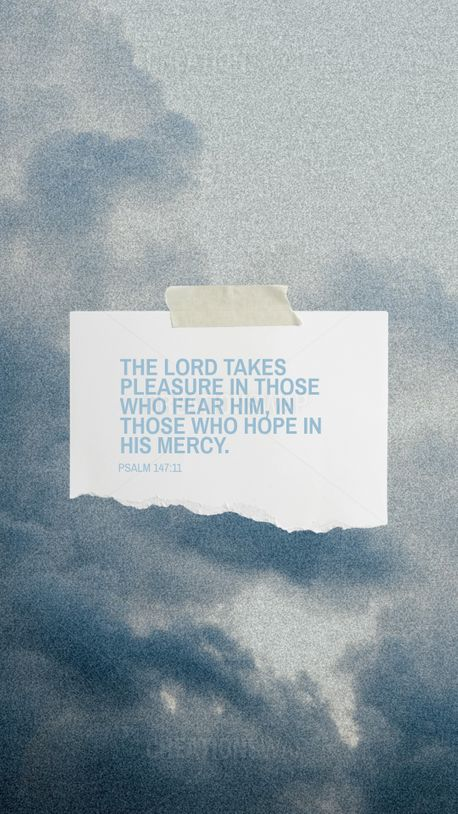 Psalm 147:11 (99273)
