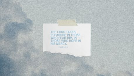 Psalm 147:11 (99274)