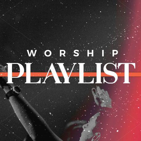 Worship Playlist Social Media (99311)