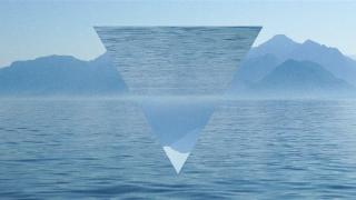 Mountain Lake Background Loop
