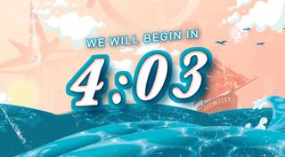 Set Sail Countdown