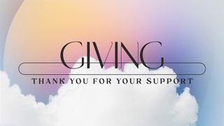 Sky Gradient : Giving