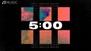 Glitch 5 Minute Countdown